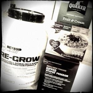 ReGrow Pre-Workout Shake